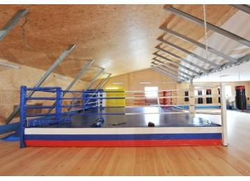 Спортивный комплекс| ОК «Домбай»